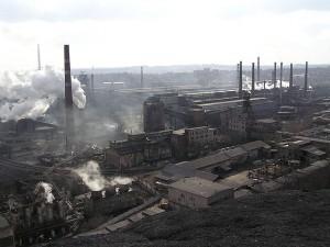 Донецкий металлургический завод. Фото - Andrew Butko