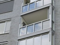 Остекление балкона. Фото - Sandra Gussmann