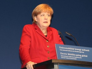 Ангела Меркель. Фото - RudolfSimon