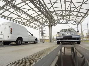 ЗAЗ. Осмотр готовых автомобилей ZAZ Sens. Фото - mixabest