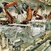 Производство автомобилей в Германии. Фото BMW Werk Leipzig