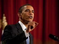 Барак Обама. Фото Chuck Kennedy