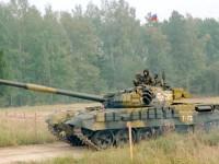 T-72. Танк армии РФ. Фото - Jno