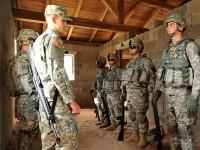 Американские военнослужащие. Фото - U.S. Army Europe Images from Heidelberg, Germany