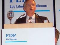 Дидье Буркхальтер, председатель ОБСЕ