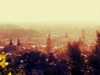 Исторический центр Львова. Фото - Romankravchuk