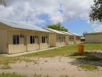 Лагерь для беженцев. Фото - DIAC images
