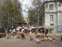 Противостояние в Славянске. Фото - Aleksandr Sirota (Александр Сирота)