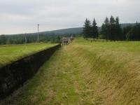 Противотанковый ров. Фото - WMuszynski