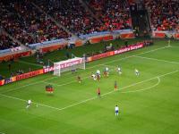 Футбольный матч. Фото - warrenski