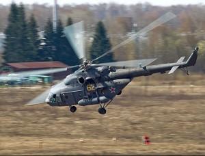 Вертолет МИ-8 ВВС России. Фото - Alex Beltyukov