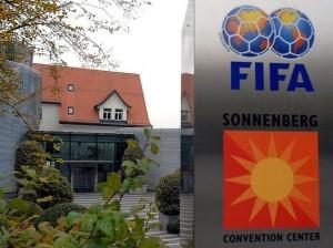 Штаб-квартира ФИФА в Цюрихе, Швейцария. Фото - Marcello Casal / Agencia Brasil