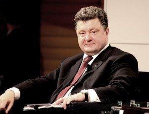 Президент Украины Петр Порошенко. Фото Kathrin Möbius
