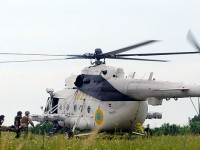 Вертолет Ми-8 ВВС Украины