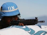 Солдат миротворческих сил ООН