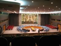 Зал совета безопасности ООН. Фото - Hu Totya