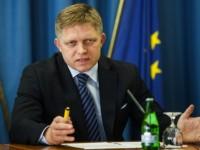 Роберт Фицо, премьер-министр Словакии. Фото - MGlen