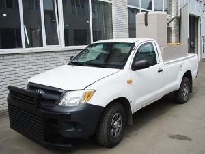 """""""Тачанка"""" Toyota Hilux. Фото - AUTO-Consulting"""