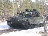 Шведская БМП CV9040. Фото - Mr Bullitt