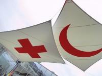 Эмблемы Красного креста. Фото - Julius.kusuma