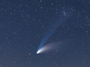 Комета. Фото - Andy Roberts from East London, England