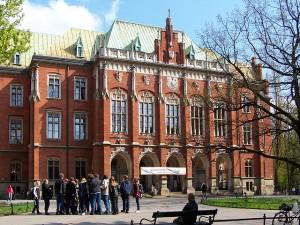 Здание Collegium Novum Ягеллонского университета в Кракове. Фото - Lestat (Jan Mehlich)