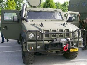 Бронеавтомобиль Iveco. Фото - Suradnik13