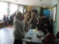Голосование в Белой Церкви. Фото - Leonst