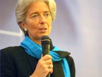 Кристин Лагард, глава МВФ. Фото - Gravesv38