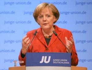 Ангела Меркель. Фото - Jacques Grießmayer