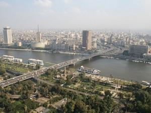 Деловой центр Каира, Египет. Фото - Zadokite at en.wikipedia