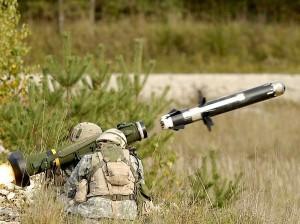 Противотанковый комплекс FGM-148 Javelin