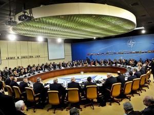 Заседание министров оборони стран-членов НАТО