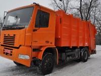 Безкапотный грузовик КрАЗ. Фото - Isakova dasha