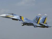 Истребитель-перехватчик СУ-27. Фото - Mike Freer - Touchdown-aviation