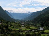 Ха-Чу, Бутан. Фото Douglas J. McLaughlin