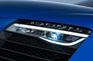 Фара Audi R8 LMX