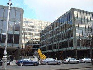 Банк Ирландии. Фото Dubh Eire
