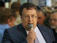 Депутат Верховной Рады Украины Антон Геращенко. Фото ReAl