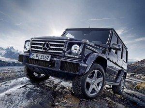 Mercedes-Benz G-Class. Фото Mercedes