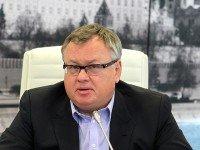 Андрей Костин. Фото пресс-службы администрации Президента России