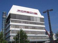 Штаб-квартира Porsche. Фото Str1ke