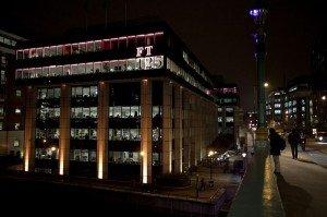 Здание Financial Times