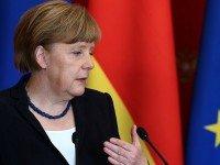 Ангела Меркель. Фото пресс-службы Президента России