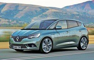 Renault Scenic. Фото Auto Express