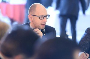 Арсений Яценюк. Фото European People's Party