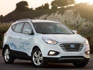 Hyundai Tucson Fuel Cells
