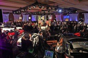 Автосалон в Детройте. Фото с официального сайта