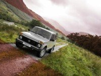 Lada 4x4. Фото Lada