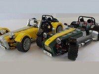 Caterham Super Seven LEGO